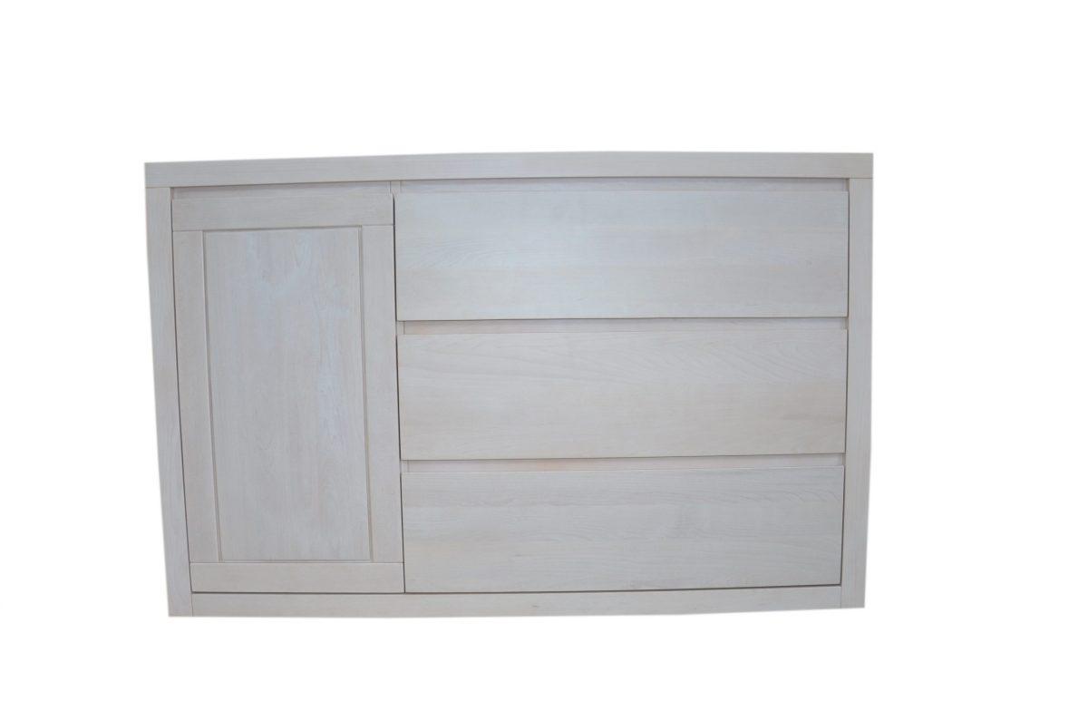 komoda-Buk bielony
