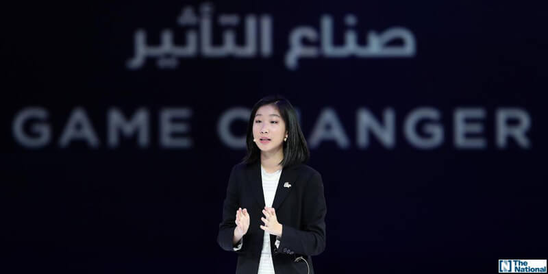 Global Women's Forum Dubai: 'World's youngest CEO' tells of formula for success (NEWS)