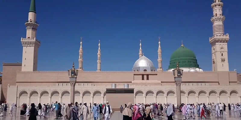 Islamic Prayer Times in Madina - Salah / Azan (Today)