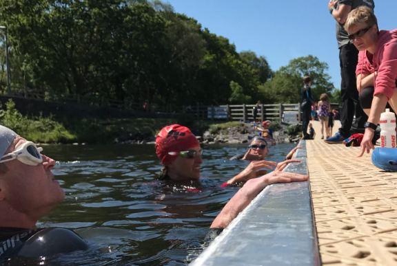 BTF Open Water Coaching CPD