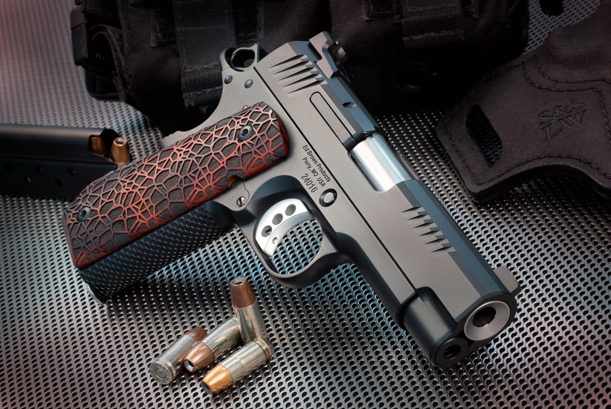ed brown handguns ed
