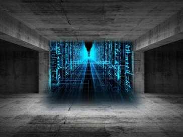 Big Data Internet Virtual Reality Future