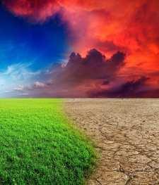 climate change colors