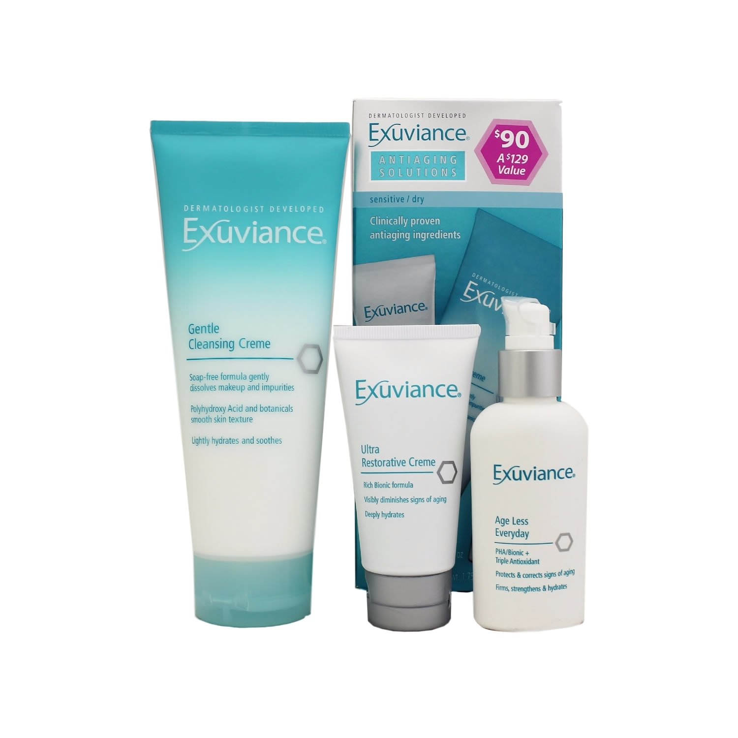 Exuviance Skin Care Reviews
