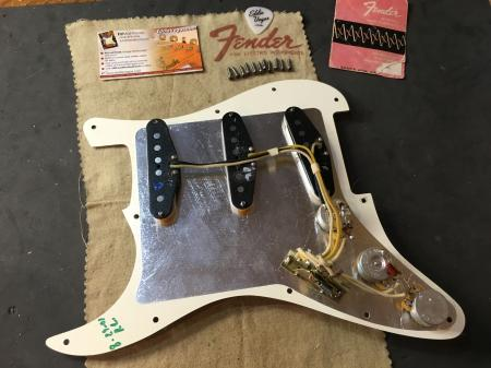 5 Way Super Switch Wiring Diagram 2001 John Cruz Fender Custom Shop Strat Pickup Assembly As