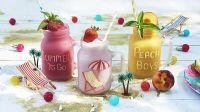 Decorating glass jars - Ideas - edding