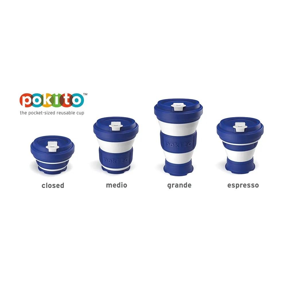 POKITO POP UP CUP - BLUEBERRY - Eddingtons