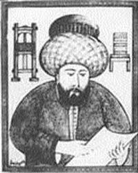 Portrait of Azmizade Mustafa Haleti