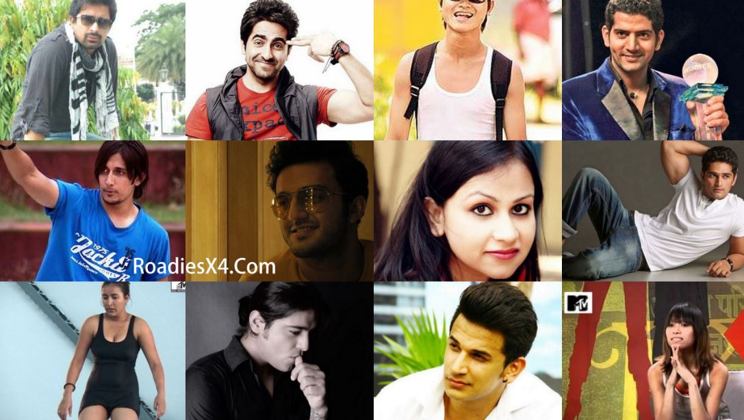 MTV Roadies Winners List