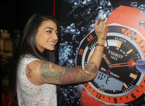 vj bani tattoo