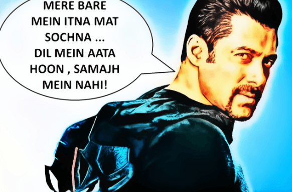 Salman Best Dialogues From Kick