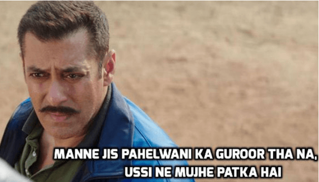 Sultan Movie Best Dialogues