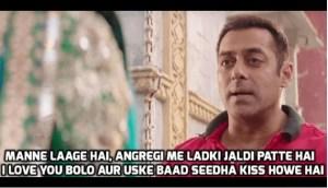 Sultan Movie Dialogues