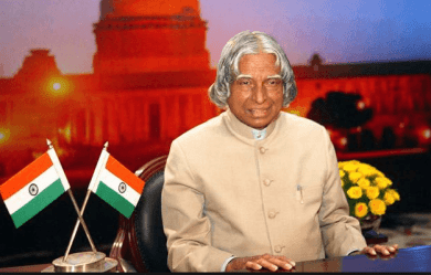 Real Indian Hero A.P.J Abdul Kalam
