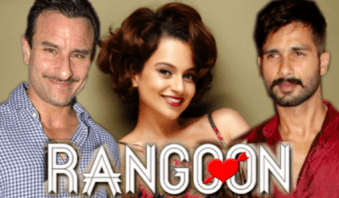 Rangoon movie Star Cast