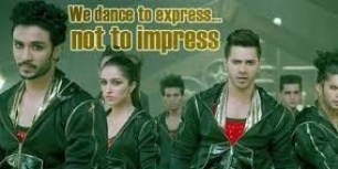 Varun dhavan fabulous dialogues from movie ABCD 2