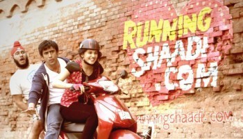 First Look Of RUNNING SHAADI. COM