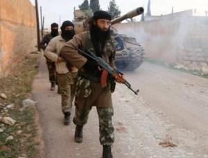 Terror strike in Syria