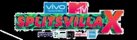 MTV Splitsvilla X logo
