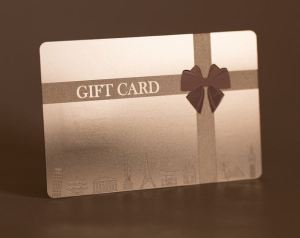 Buying a Gift Card