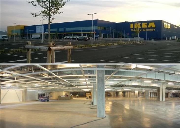 Magasin Dameublement Et De Décoration Intérieure Ikea Edeis