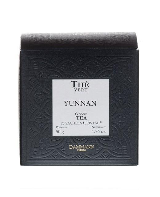 the yunnan vert sachet cristal