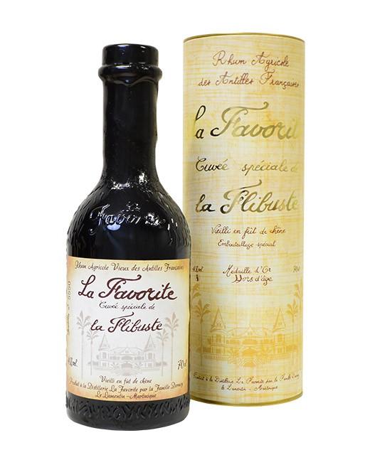 Rum La Favorite  Cuve La Flibuste  La Favorite  edelicesit