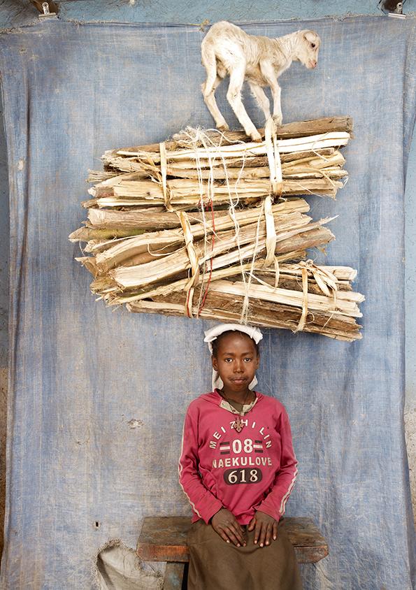 Aru, Ethiopia, 2012 © Floriane de Lassée