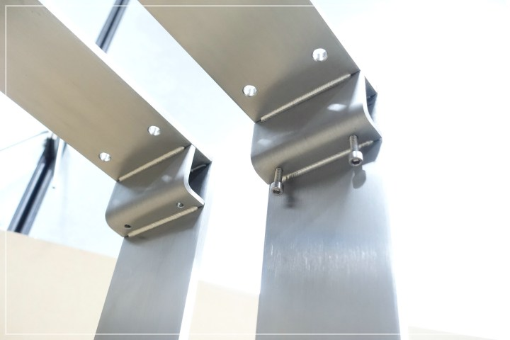Flachstahkufen Ansteckplatten System