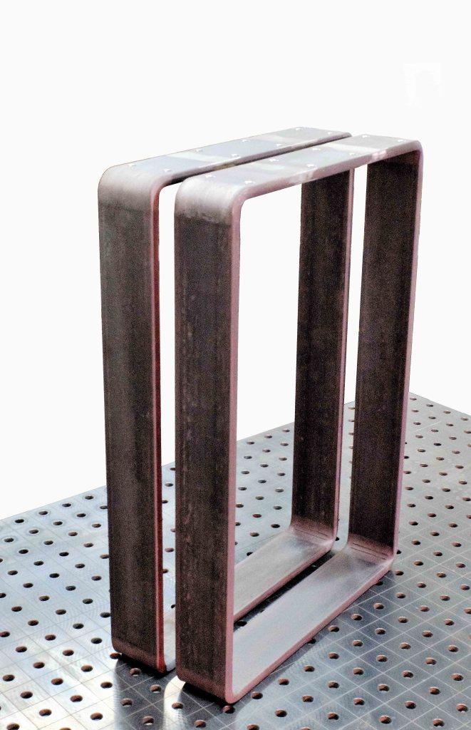 4- seitig gebogen 90x15mm