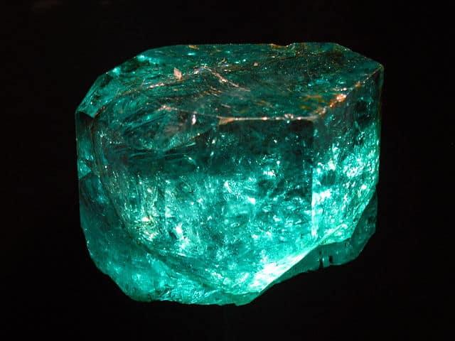 Smaragd steen afghanistan