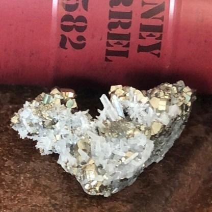 Chalcopyriet BergKristal de schatkamer mineralen ruw