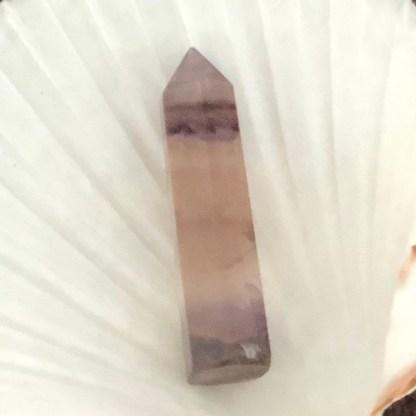 obelisk fluoriet gepolijst nr2 mineralen