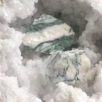 agaat boom ruwe brokjes mineralen
