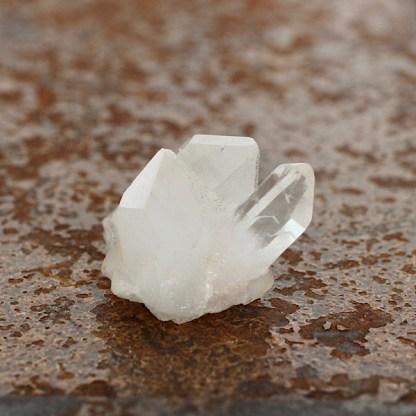 bergKristal clustertje ruw nr2 mineralen