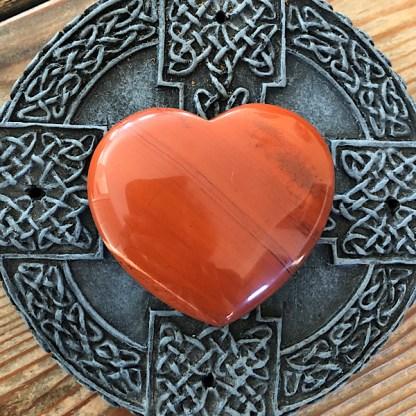 jaspis hart m rood mineralen