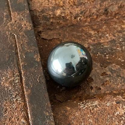 setje ontladen,reinigen,opladen de sfeermakers mineralen hematiet salie bergkristal
