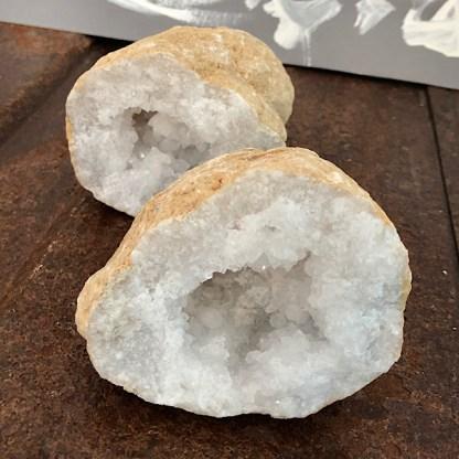 geode nr1 groot bergkristal mineralen kristallen