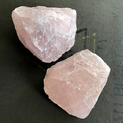 rozekwarts rozenkwarts ruw brok nr1 mineralen