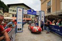 Peukert Rainer und Falk Heike auf Lancia Aprilia Zagato Spider BJ 1938