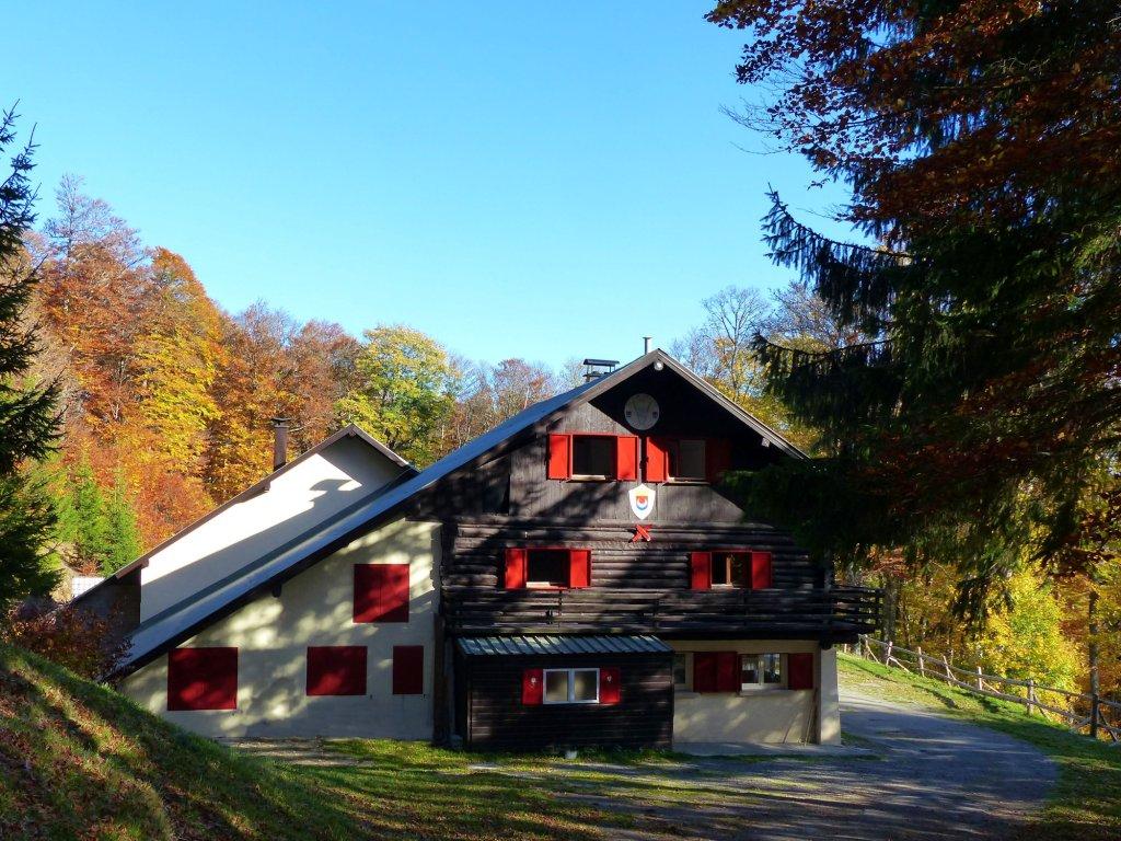 Refuge en automne