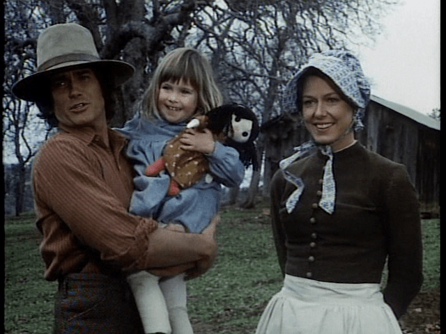 "Caroline Ingalls' Pioneer Dresses From ""Little House On The"