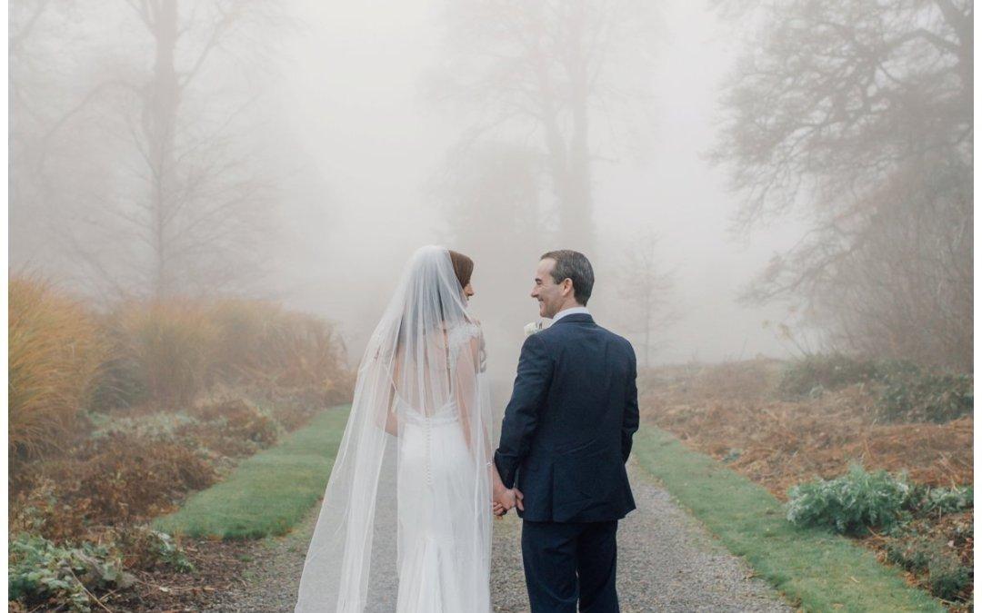 Elegant Winter Mount Juliet Wedding with Ciara and Justin