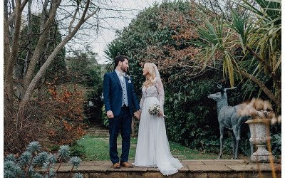 Baby It's Cold Outside – An Elegant Winter Wedding at The Glenview Hotel