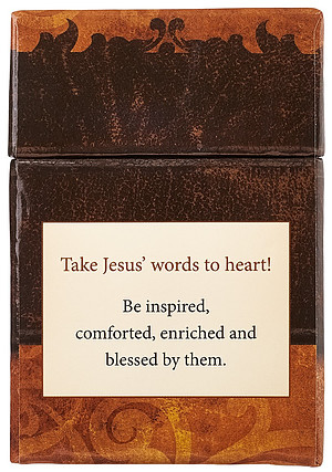 Box Of Blessings Words Of Jesus Free Delivery When You