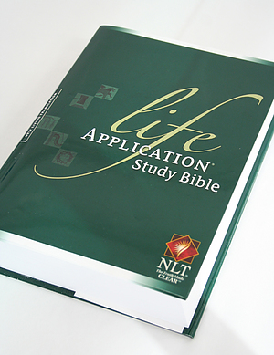 NLT Life Application Study Bible Hardback Free Delivery