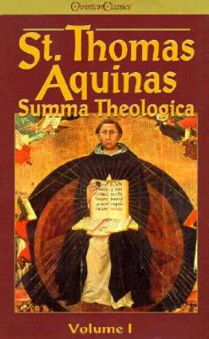 Summa Theologica 5 Vol Set 9780870610691 Free Delivery