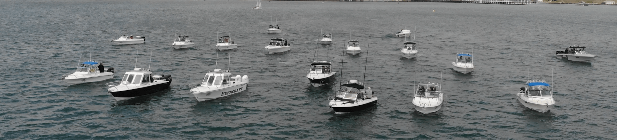 Edencraft boats at 2018 Edencraft Family Day
