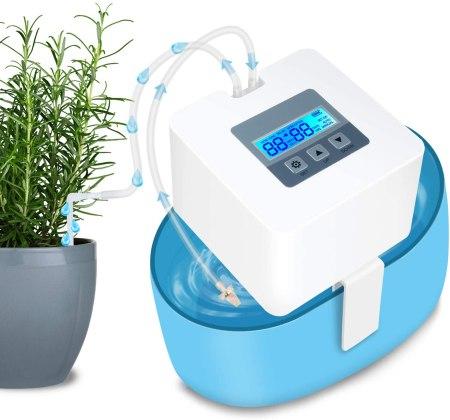 sistema irrigazione automatico