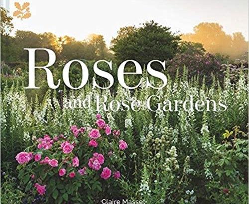 Libri di giardinaggio sulle Rose